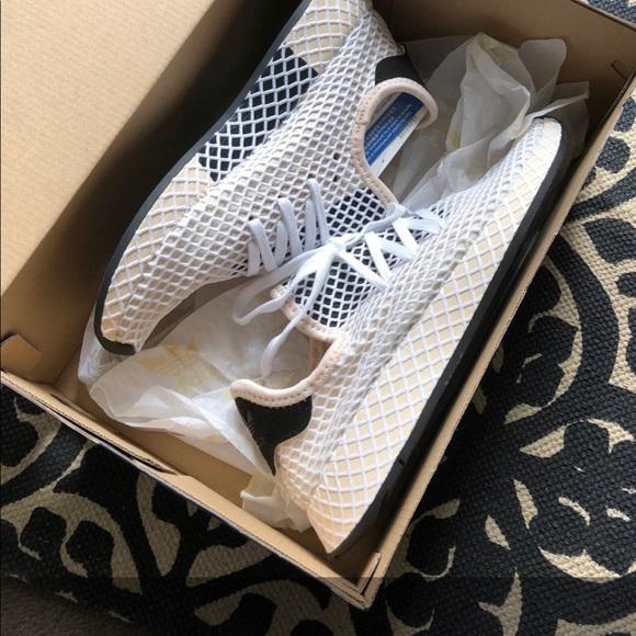 d5cb783415c adidas Shoes | Deerupt Runner Womens Sneakers | Poshmark